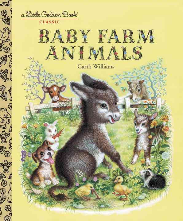 Baby Farm Animals By Williams, Garth
